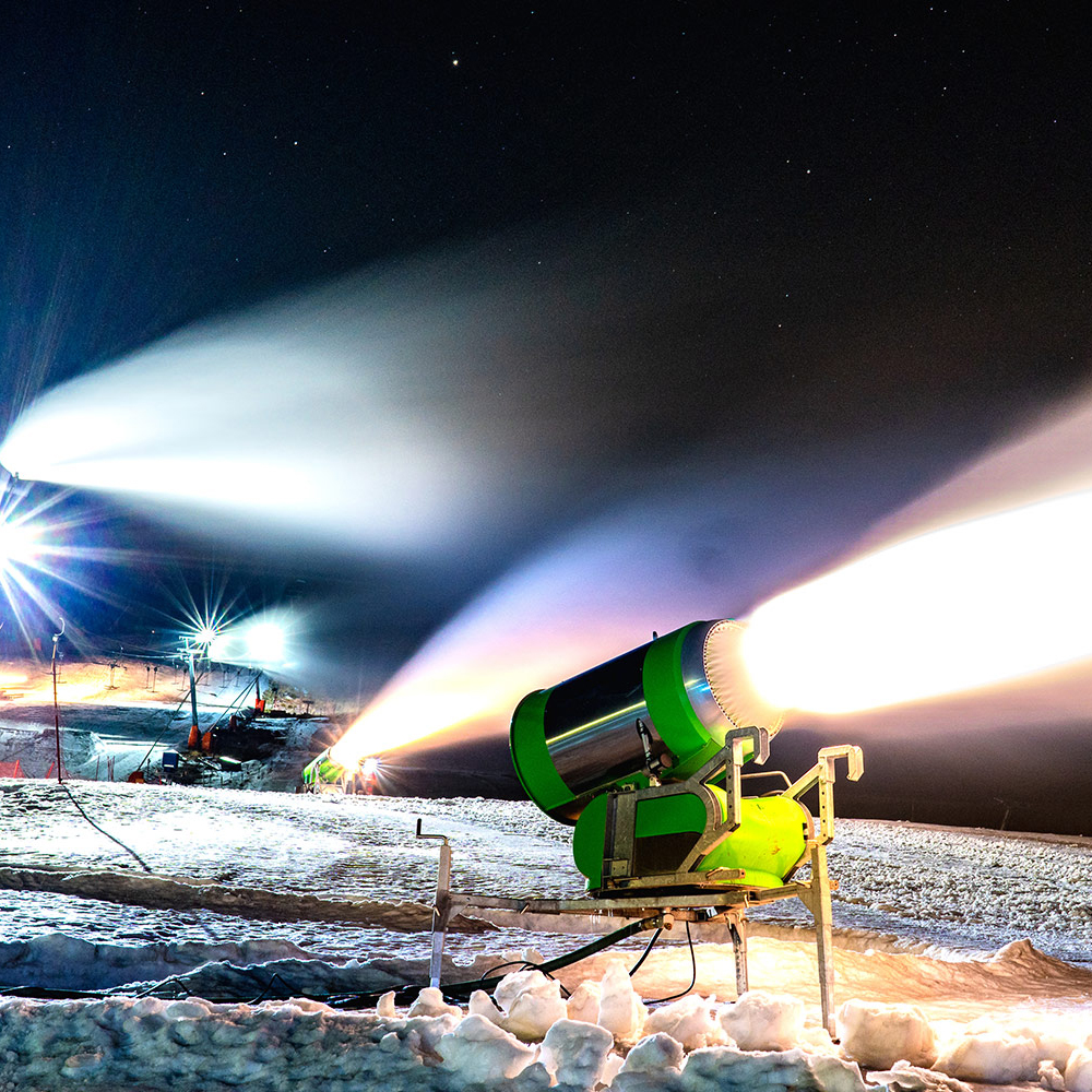 AUTOMATED SNOWMAKING SYSTEM