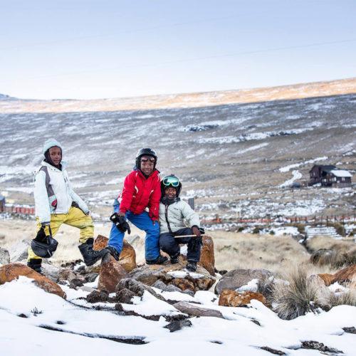 Afriski Winter Activities